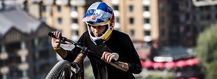 Emil Johansson On the Speedway to Slopestyle Success