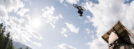 Red Bull Joyride: The Course